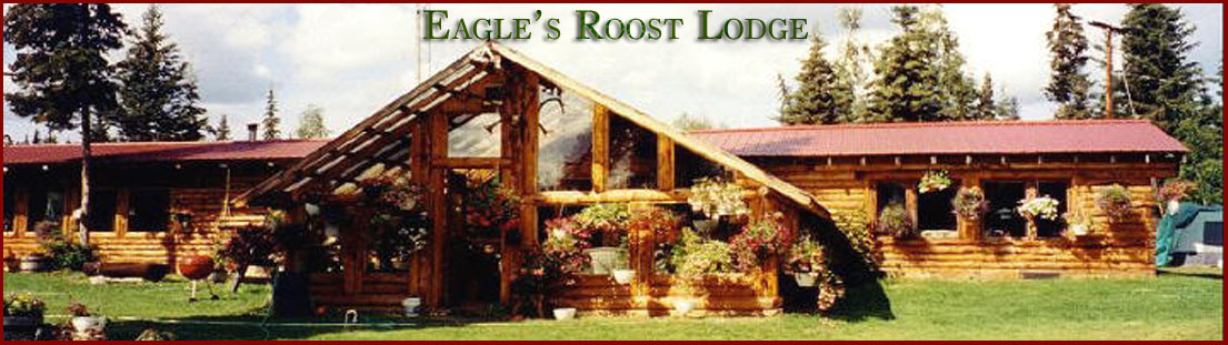 Eagles Roost Lodge Logo